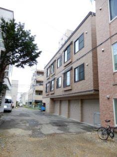パークヒルズ中島公園 3階の賃貸【北海道 / 札幌市中央区】