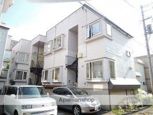トーシンコーポ幌西B 2階の賃貸【北海道 / 札幌市中央区】