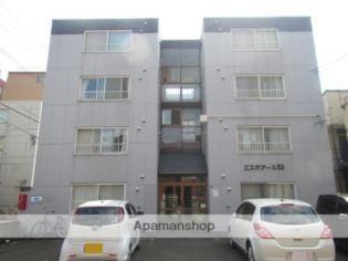 エスポアール53 2階の賃貸【北海道 / 札幌市中央区】