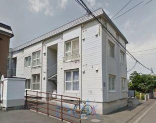 シティハイム二十四軒 2階の賃貸【北海道 / 札幌市西区】