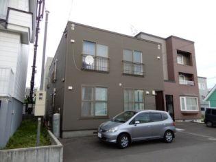 ハイツ本町B 2階の賃貸【北海道 / 札幌市東区】