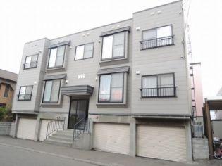 クラージュ富丘 1階の賃貸【北海道 / 札幌市手稲区】