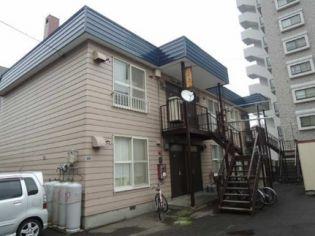 第2あずみコーポ 2階の賃貸【北海道 / 札幌市西区】