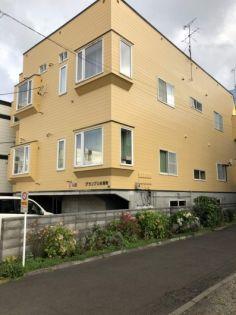 グランプリ水車町 2階の賃貸【北海道 / 札幌市豊平区】