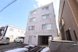 グロワール北18条 2階の賃貸【北海道 / 札幌市東区】