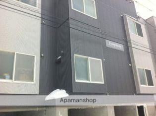 北海道江別市野幌町の賃貸アパート