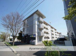 コーポラスDAI 4階の賃貸【北海道 / 帯広市】