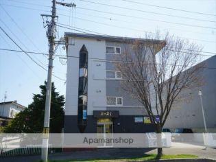 コーポラスDAI 3階の賃貸【北海道 / 帯広市】