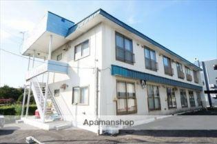 コーポさとうA 2階の賃貸【北海道 / 帯広市】