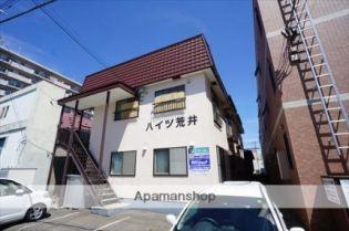 ハイツ荒井 2階の賃貸【北海道 / 帯広市】