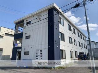 メルセ11 3階の賃貸【北海道 / 帯広市】