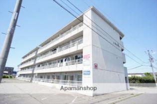 コーポラス魁A 4階の賃貸【北海道 / 帯広市】