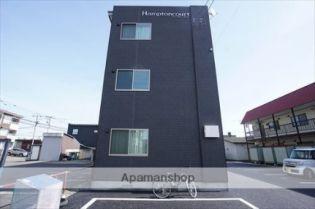 HAMPTONCOURT 3階の賃貸【北海道 / 帯広市】