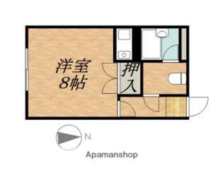 E2.8マンション[401号室]の間取り