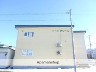 コーポグリーン 1階の賃貸【北海道 / 中川郡幕別町】