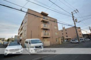 ロイヤル東苗穂Ⅴ 4階の賃貸【北海道 / 札幌市東区】