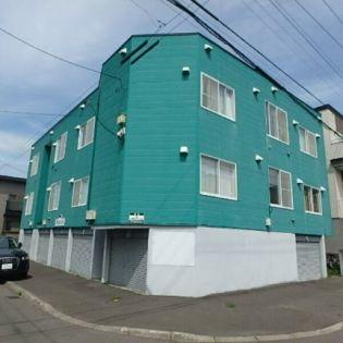 RARA19 2階の賃貸【北海道 / 札幌市東区】
