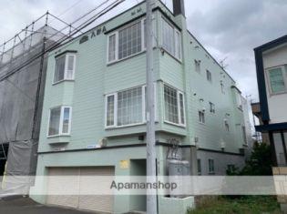 フロスティ八軒 3階の賃貸【北海道 / 札幌市西区】