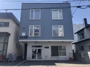 サンホームMSたぶち 2階の賃貸【北海道 / 札幌市白石区】