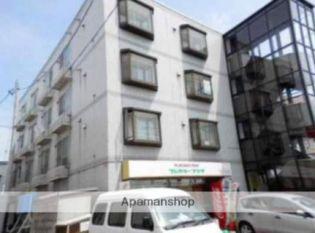 三進栄通マンション 4階の賃貸【北海道 / 札幌市白石区】