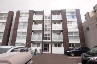 ルーチェⅡ 2階の賃貸【北海道 / 札幌市白石区】