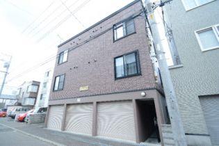 カフリシエ美園 3階の賃貸【北海道 / 札幌市豊平区】