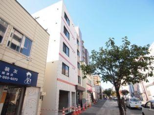 北海道札幌市白石区本郷通9丁目南の賃貸マンション