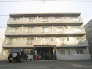 北26条マンション 3階の賃貸【北海道 / 札幌市北区】