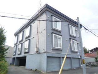 メルヴェーユN24 2階の賃貸【北海道 / 札幌市北区】