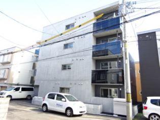 ジェルビー 2階の賃貸【北海道 / 札幌市北区】