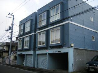 アーバンコート麻生Ⅰ 3階の賃貸【北海道 / 札幌市北区】