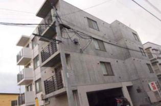 ハルトラーテ菊水 2階の賃貸【北海道 / 札幌市白石区】