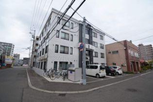 グランメールルレ・サン・ミッシェル 4階の賃貸【北海道 / 札幌市豊平区】