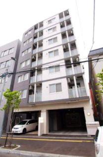 北海道札幌市白石区菊水一条4丁目の賃貸マンションの外観