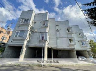 AMS桜E棟 3階の賃貸【北海道 / 小樽市】