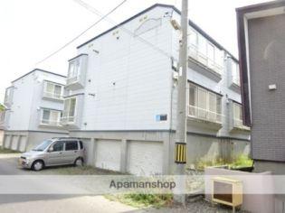 エビスパレス花川B 2階の賃貸【北海道 / 石狩市】