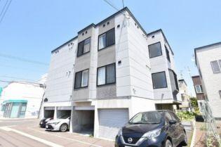 カーム新琴似 1階の賃貸【北海道 / 札幌市北区】