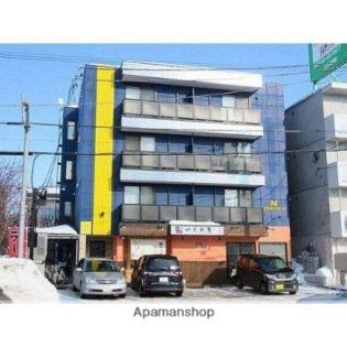 M APARTMENT 3階の賃貸【北海道 / 札幌市手稲区】