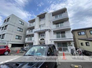 グランメールLEO 2階の賃貸【北海道 / 札幌市白石区】