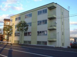 ノースランド桑島Ⅱ 1階の賃貸【北海道 / 札幌市清田区】