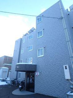 カーサ菊水 3階の賃貸【北海道 / 札幌市白石区】