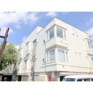 メイプルタウン 2階の賃貸【北海道 / 札幌市白石区】