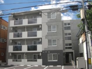 AVANCE(アバンセ) 3階の賃貸【北海道 / 札幌市白石区】