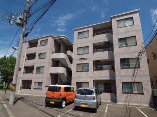 クリーンシャトー厚別 3階の賃貸【北海道 / 札幌市厚別区】