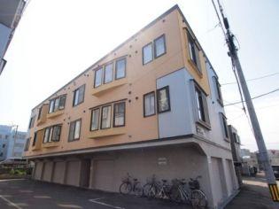 ピースハーモニー南郷B棟 1階の賃貸【北海道 / 札幌市白石区】