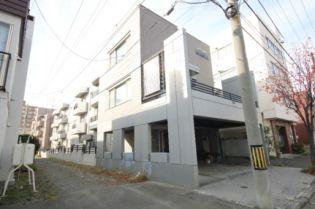 アリーハウスナキスカ 1階の賃貸【北海道 / 札幌市白石区】