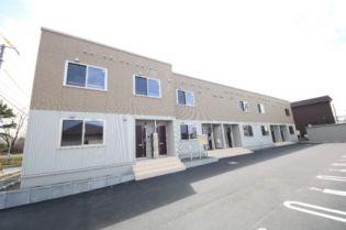 北海道札幌市厚別区上野幌二条3丁目の賃貸アパート