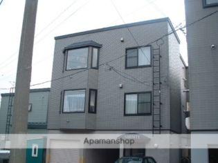 アメニティー 3階の賃貸【北海道 / 札幌市白石区】