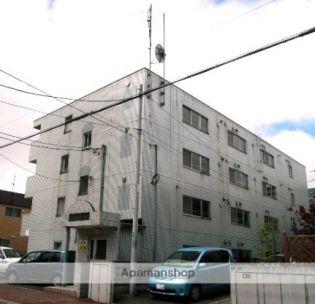シャトー51 2階の賃貸【北海道 / 札幌市白石区】