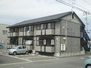 セジュールFXタケイシ A 2階の賃貸【青森県 / 八戸市】
